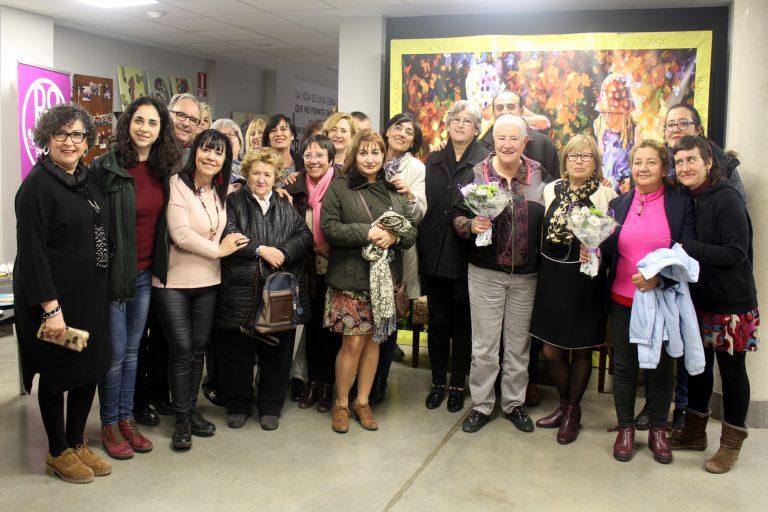 Acompañamos a Dones de Picanya en su cena de invierno