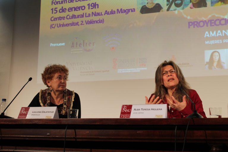 Participamos en el Fòrum de Debats de la Universitat de València con nuestro nuevo documental