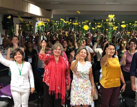 Manifiesto de Mujeres por la Paz en Colombia