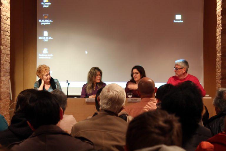 Acercamos las voces de las mujeres refugiadas con nuestro documental al Museu d'Història de València