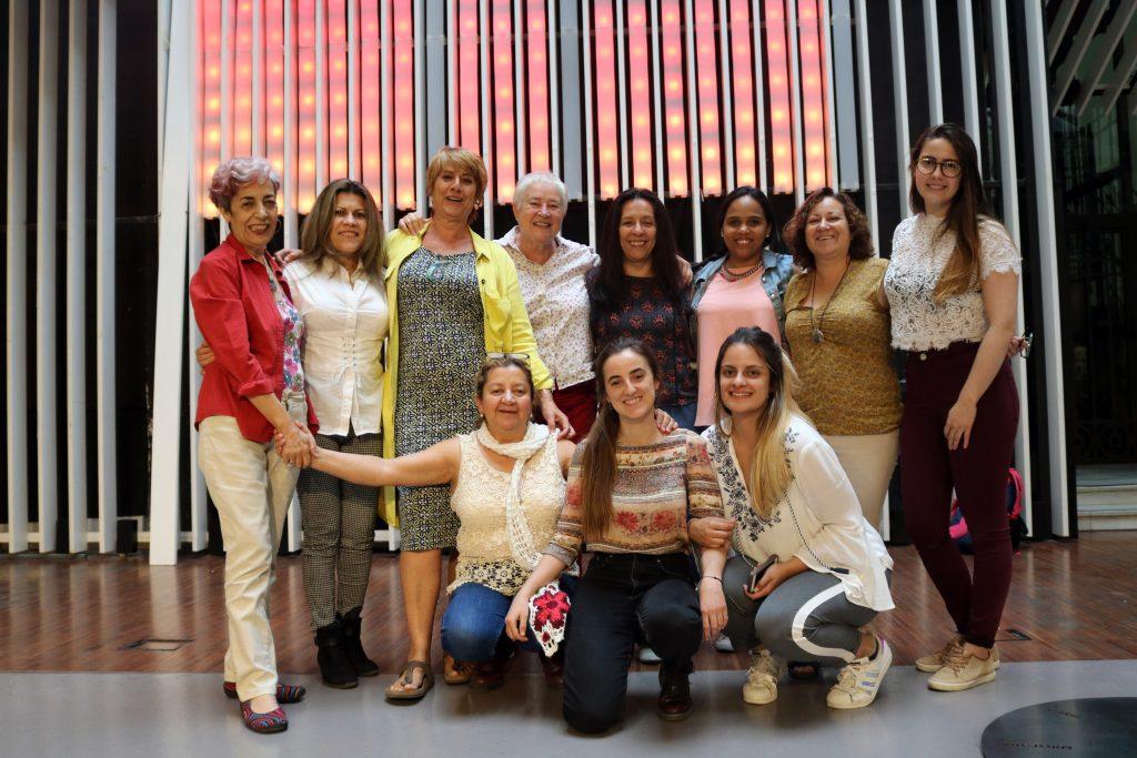 Organizamos el taller «Mujeres y JEP en Colombia»