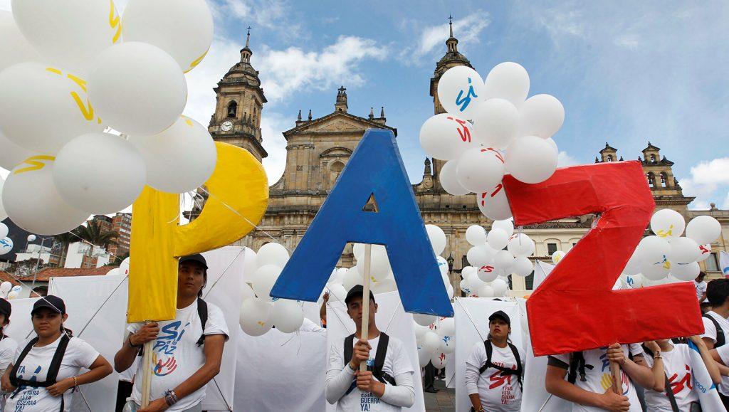 Colombia celebra hoy el cuarto aniversario del Acuerdo de Paz bajo alerta por el deterioro de la situación humanitaria y estancamiento del proceso